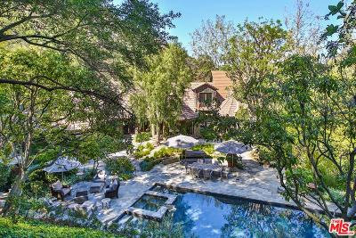 Single Family Home For Sale: 1535 Stone Canyon Road