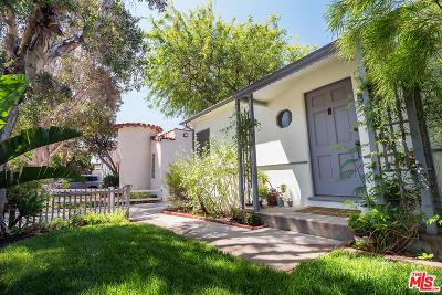 Los Angeles Single Family Home For Sale: 3725 Greenfield Avenue