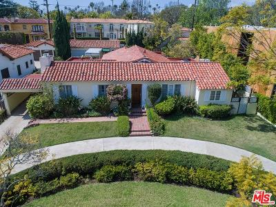 Beverly Hills Single Family Home For Sale: 525 North Palm Drive