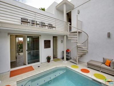Palm Springs Single Family Home For Sale: 4969 Davidson Way
