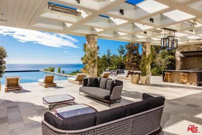 Malibu CA Single Family Home For Sale: $49,500,000