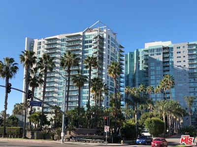 Marina Del Rey Rental For Rent: 13600 Marina Pointe Drive #PH4