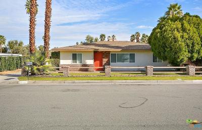 Palm Desert Single Family Home For Sale: 74350 Goleta Avenue