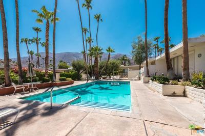 Palm Springs Condo/Townhouse For Sale: 247 West Stevens Road #19