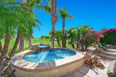 Rancho Mirage Single Family Home For Sale: 26 Via Bella