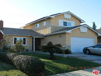 Los Angeles County Single Family Home For Sale: 19423 Radlett Avenue