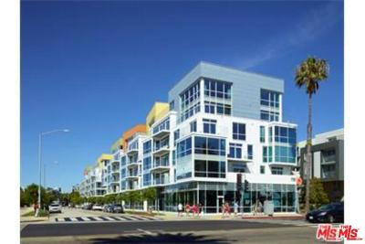 Santa Monica Condo/Townhouse For Sale: 1705 Ocean #208