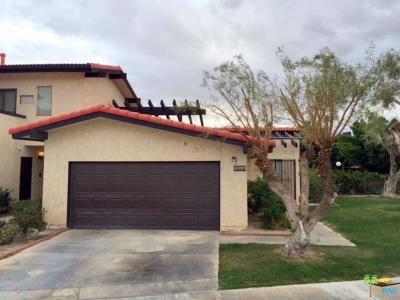 Desert Hot Springs Condo/Townhouse For Sale: 67285 Hacienda Avenue