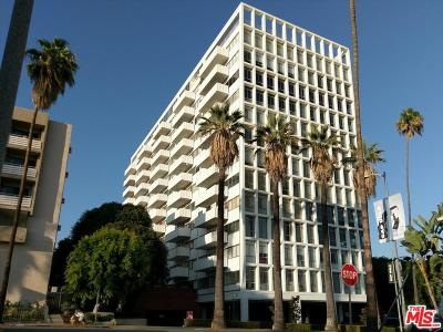 Los Angeles Condo/Townhouse For Sale: 7135 Hollywood Boulevard #407