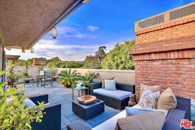Santa Monica Condo/Townhouse For Sale: 1144 Chelsea Avenue #A
