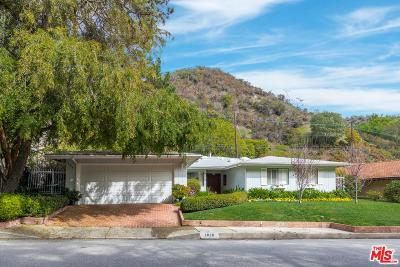 Single Family Home For Sale: 1826 Roscomare Road