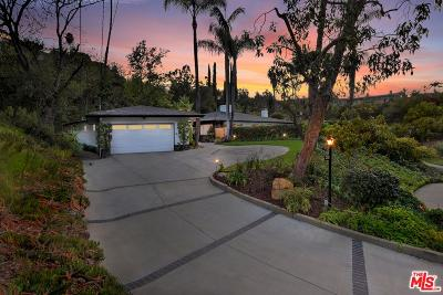 Single Family Home For Sale: 3497 Vista Haven Road