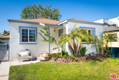 Venice Single Family Home For Sale: 821 Flower Avenue