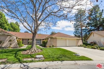 Camarillo Condo/Townhouse For Sale: 11212 Village 11