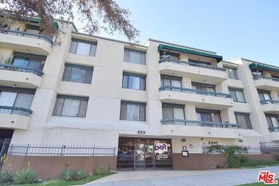 Los Angeles Condo/Townhouse For Sale: 435 South La Fayette Park Place #206