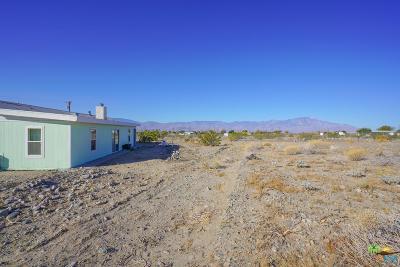 Desert Hot Springs Single Family Home For Sale: 26927 Sheridan Road