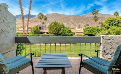 Palm Springs Condo/Townhouse For Sale: 2045 South Ramitas Way