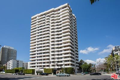 Los Angeles Condo/Townhouse For Sale: 10601 Wilshire Boulevard #M3
