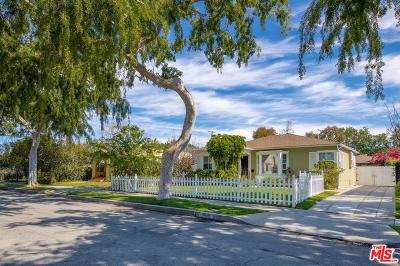 Single Family Home Sold: 4068 Coolidge Avenue