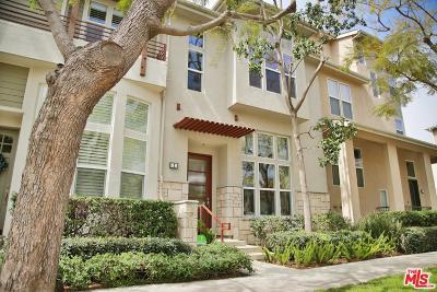 Playa Vista Condo/Townhouse For Sale: 6021 Dawn Creek #2