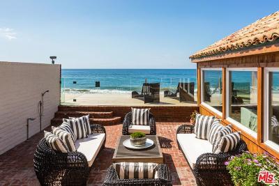 Malibu Single Family Home For Sale: 23530 Malibu Colony Road