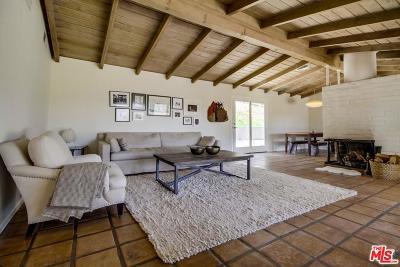 Topanga Single Family Home For Sale: 3350 Tuna Canyon Road