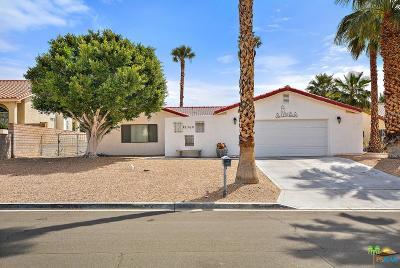 Desert Hot Springs Single Family Home For Sale: 9360 Oakmount Boulevard