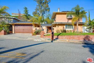 Calabasas CA Single Family Home Sold: $1,399,000
