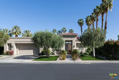 Rancho Mirage Single Family Home For Sale: 1 Mission Palms West