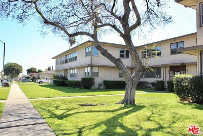 Los Angeles Condo/Townhouse For Sale: 3320 West 77th Street