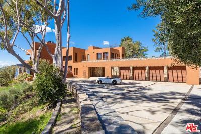 Single Family Home For Sale: 24855 Brown Latigo
