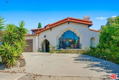 Cheviot Hills/Rancho Park (C08) Single Family Home For Sale: 2742 Forrester Drive