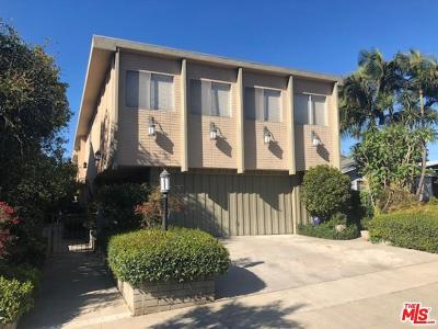Santa Monica Residential Income For Sale: 1028 18th Street