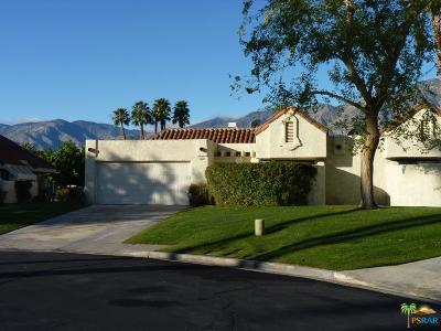 Palm Springs Condo/Townhouse For Sale: 949 Arlene Drive #A
