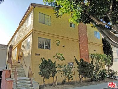 Santa Monica Condo/Townhouse For Sale: 1422 California Avenue #3