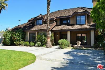 Tarzana Single Family Home For Sale: 5180 Avenida Hacienda