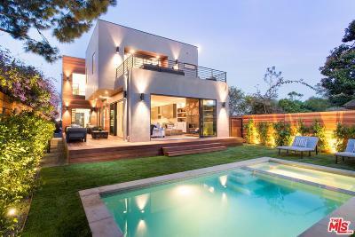 Venice Single Family Home For Sale: 1717 Glyndon Avenue