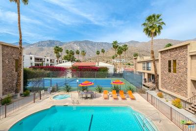 Palm Springs Condo/Townhouse For Sale: 2727 South Sierra Madre #5
