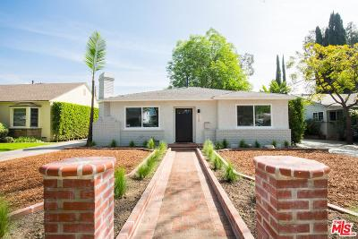 Burbank Single Family Home For Sale: 424 North Beachwood Drive