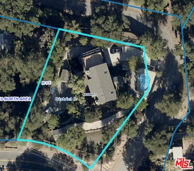 Topanga Single Family Home For Sale: 1640 Old Topanga Canyon Road