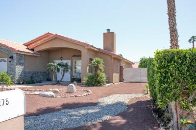 Cathedral City Single Family Home For Sale: 67275 Rango Road