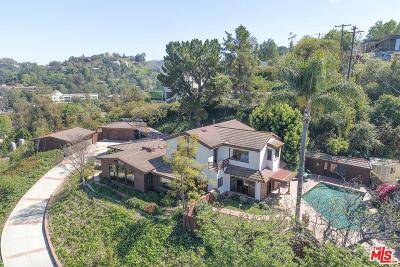 Studio City Single Family Home For Sale: 12996 Galewood Street