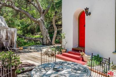 Single Family Home For Sale: 8012 Lark Lane