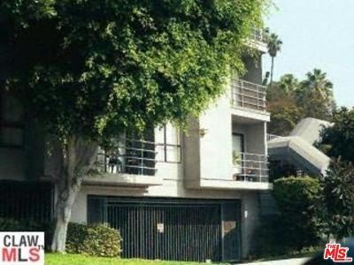 Los Angeles Condo/Townhouse For Sale: 6525 La Mirada Avenue #105