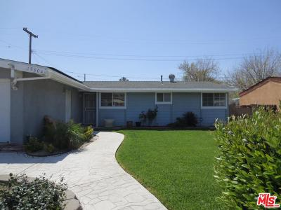 Canyon Country Single Family Home For Sale: 19304 Lonerock Street