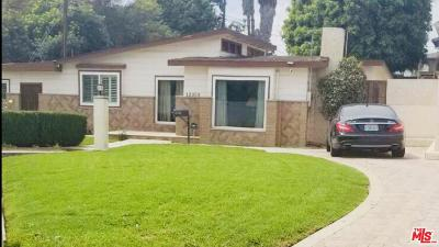 Los Angeles Single Family Home For Sale: 12309 Arbor Place