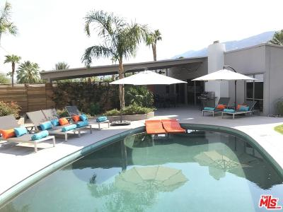 Palm Springs Rental For Rent: 1150 East Adobe Way