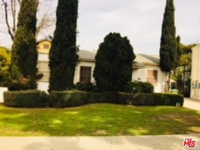 Single Family Home Sold: 3342 Caroline Avenue