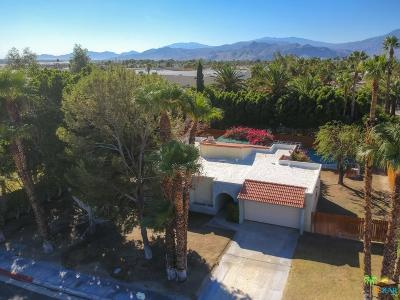 Palm Springs Single Family Home For Sale: 1485 East Via Escuela