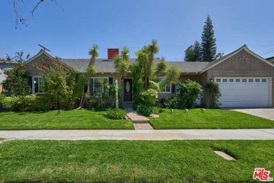 Cheviot Hills/Rancho Park (C08) Single Family Home For Sale: 3266 Provon Lane